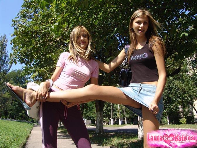 Cute teenage girls porn