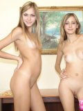 Horny Katrina Gently Lickin Lauras Cute Bosom - Picture 11